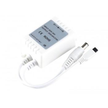 LED диммер 6A IR 72W 12V (6 кнопок)