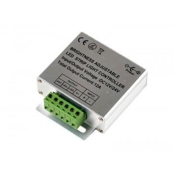 Touch LED диммер 12A RF 144W 12V black