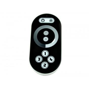 Touch LED диммер 16A RF 192W 12V black