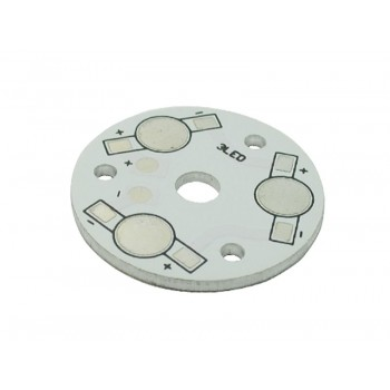 Подложка LED Mount 3pcs (31mm)