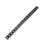DIN рейка 1метр, толщина 0,6мм.