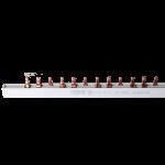 Шина соединительная (гребенка) 3P 100A
