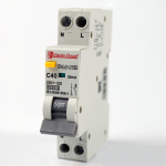 ДИФ Автомат 25А 1P+N(1 модуль) 30mA 6kA  230-240V  IP20