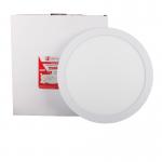LED панель круглая 24W 4100К 2160Lm Ø300мм