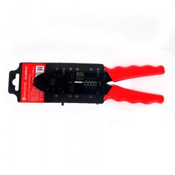 Инструмент для зачистки проводов и обжимки наконечников