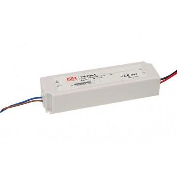Блок питания импульсный Mean Well 100W 24V (IP67, 4,2A) Series