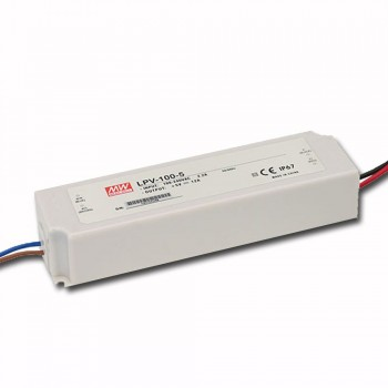 Блок питания импульсный Mean Well 60W 5V (IP67,12A) Series