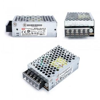 Блок питания импульсный Mean Well 25W 12V (IP20, 2,08A) Series