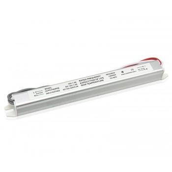 Блок питания импульсный PS Slim 18W 12V (IP65,1.5A) Series