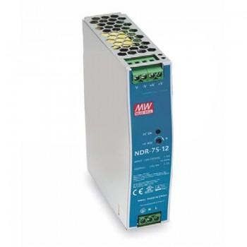 Блок питания импульсный Mean Well на DIN-рейку 75,6W 12V (IP20, 6,3A) Series