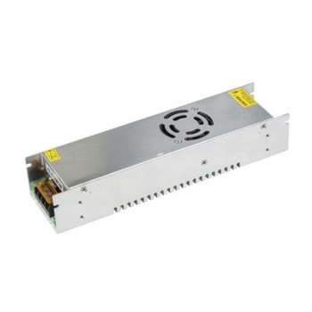 Блок питания импульсный PS Slim 350W 12V (IP20,29,17A) Standard