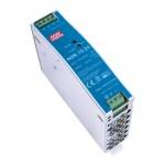 Блок питания импульсный Mean Well на DIN-рейку 76,8W 24V (IP20, 3,2A) Series
