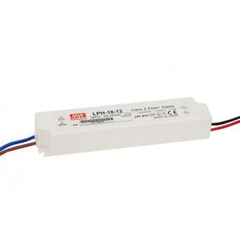 Блок питания импульсный Mean Well 18W 12V (IP67,1,5A) Series