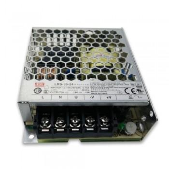 Блок питания импульсный Mean Well 35W 24V (IP20, 1,5A) Series