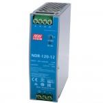 Блок питания импульсный Mean Well на DIN-рейку 120W 12V (IP20, 10A) Series