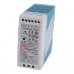 Блок питания импульсный Mean Well на DIN-рейку 60W 12V (IP20, 5A) Series