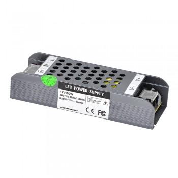 Блок питания импульсный PS Slim 100W 12V (IP20, 8,3A) Series