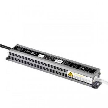 Блок питания импульсный PS Slim 60W 12V (IP67, 5А) Series