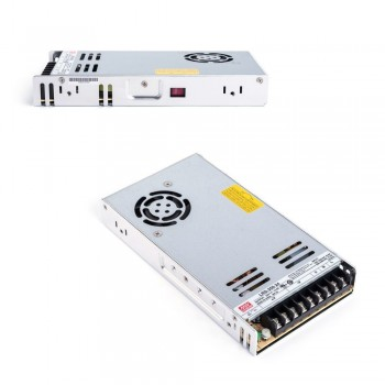 Блок питания импульсный Mean Well 350.4W 24V (IP20, 14,6A) Series